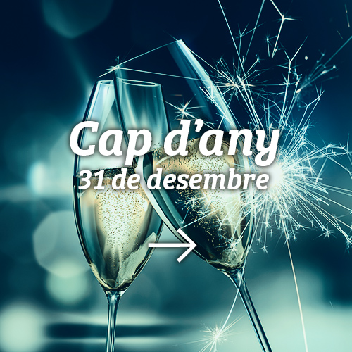 Cap d'any a La Cucanya